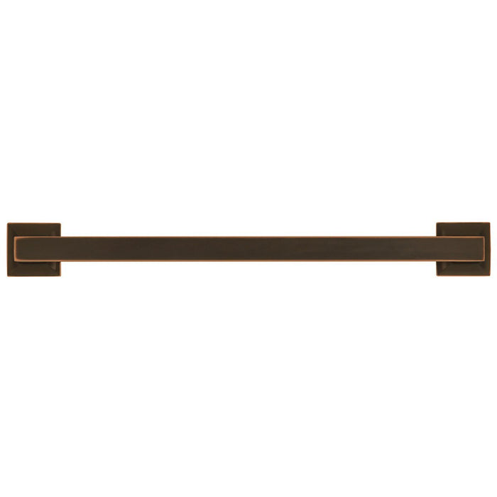 Hickory Hardware H-P3016-OBH Contemporary/Studio Oil Rubbed Bronze Highlighted Appliance Pull