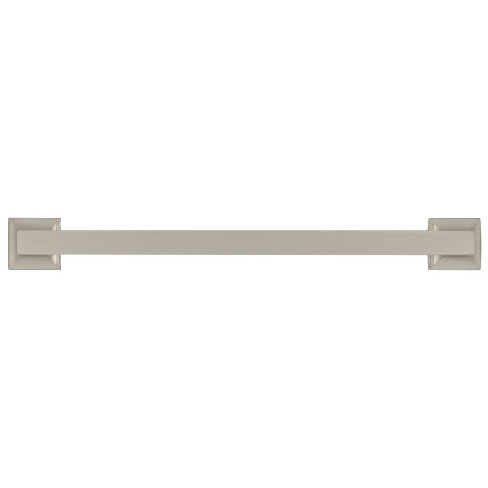 Hickory Hardware H-P3016-SN Contemporary/Studio Satin Nickel Appliance Pull - Knob Depot