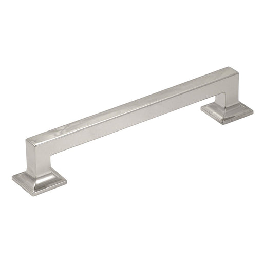 Hickory Hardware H-P3017-14 Contemporary/Studio Bright Nickel Appliance Pull - KnobDepot.com
