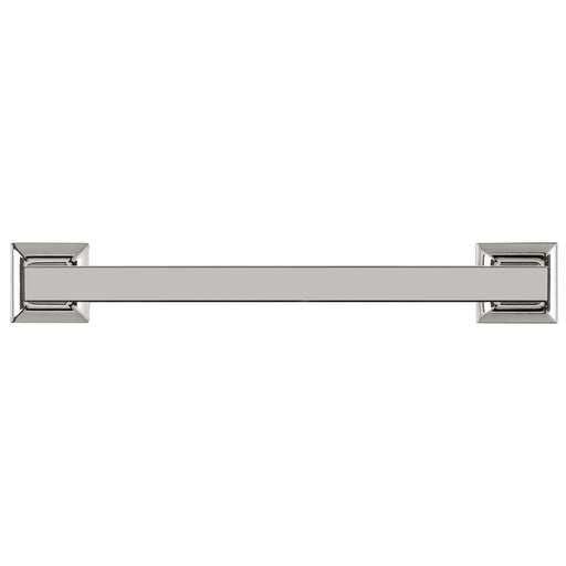 Hickory Hardware H-P3017-14 Contemporary/Studio Bright Nickel Appliance Pull - Knob Depot