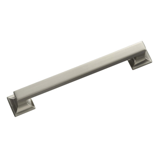 Hickory Hardware H-P3017-SN Contemporary/Studio Satin Nickel Appliance Pull - KnobDepot.com