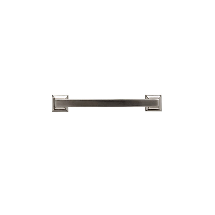 Hickory Hardware H-P3018-14 Contemporary/Studio Polished Nickel Square Pull - KnobDepot.com