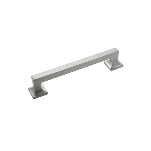 Hickory Hardware H-P3018-SN Contemporary/Studio Satin Nickel Square Pull - KnobDepot.com