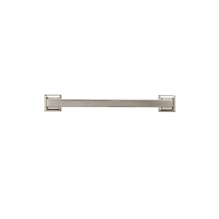 Hickory Hardware H-P3019-14 Contemporary/Studio Polished Nickel Square Pull - Knob Depot