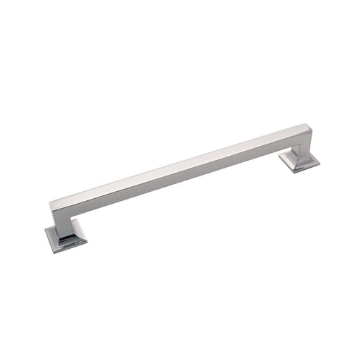 Hickory Hardware H-P3026-14 Contemporary/Studio Polished Nickel Square Pull - Knob Depot