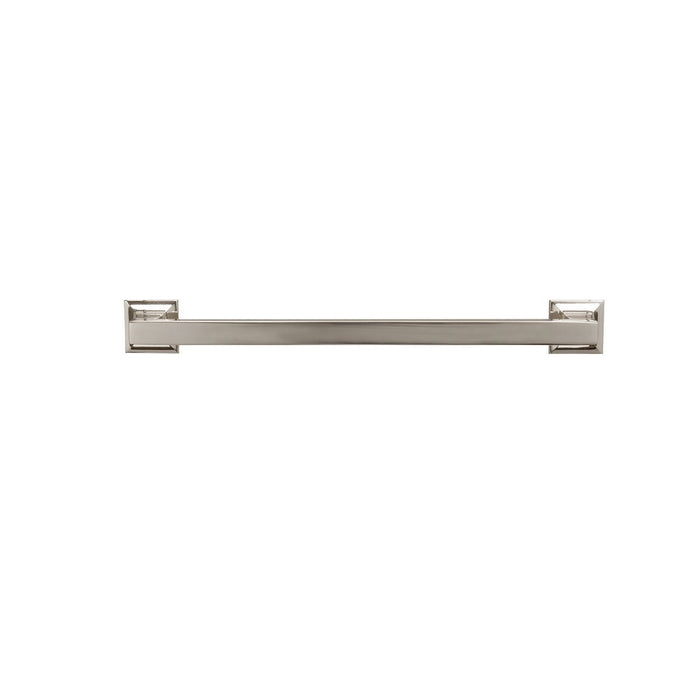 Hickory Hardware H-P3026-14 Contemporary/Studio Polished Nickel Square Pull