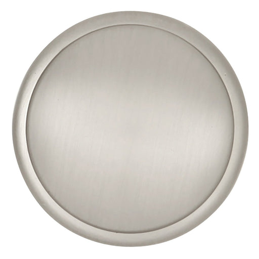 Hickory Hardware H-P3053-SS Traditional/Williamsburg Stainless Steel Round Knob - KnobDepot.com