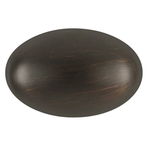 Hickory Hardware H-P3054-VB Traditional/Williamsburg Vintage Bronze Oval Knob - KnobDepot.com