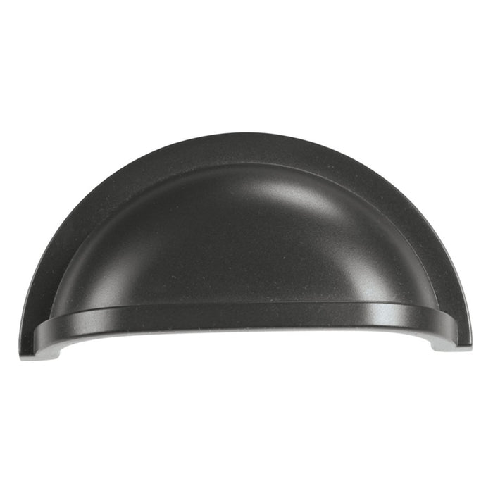 Hickory Hardware H-P3055-10B Traditional/Williamsburg Oil Rubbed Bronze Cup Pull - KnobDepot.com