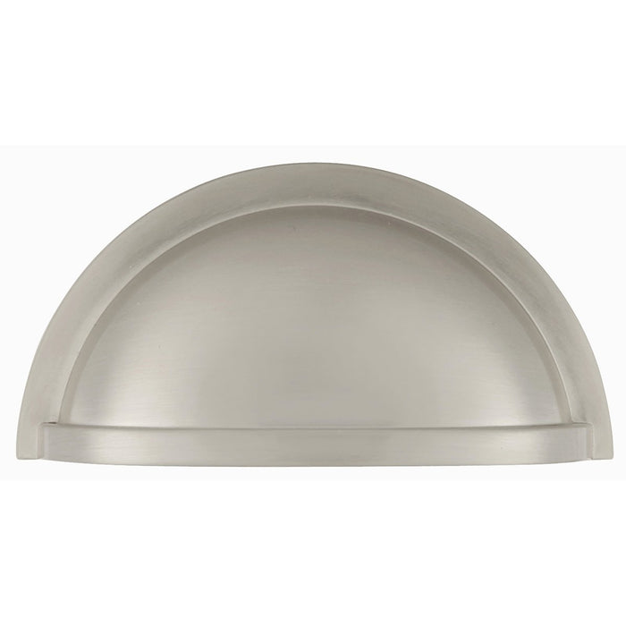 Hickory Hardware H-P3055-15 Traditional/Williamsburg Satin Nickel Cup Pull - Knob Depot