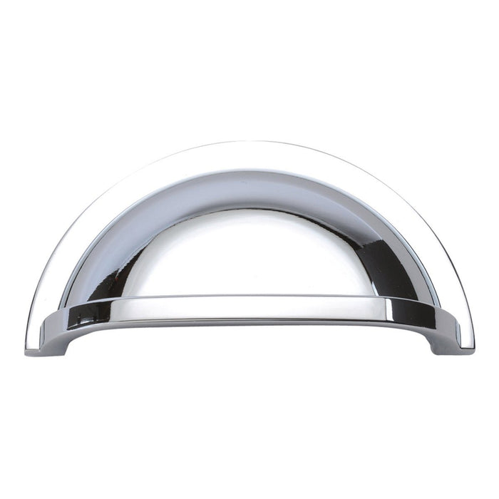 Hickory Hardware H-P3055-CH Traditional/Williamsburg Chrome Cup Pull - Knob Depot