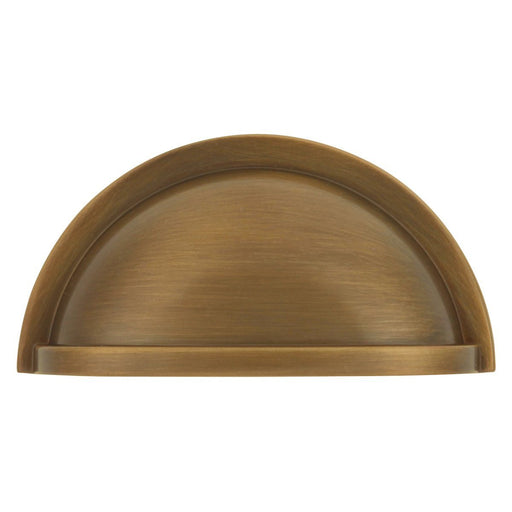 Hickory Hardware H-P3055-SD Traditional/Williamsburg Satin Dover Cup Pull - Knob Depot