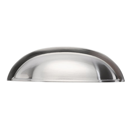 Hickory Hardware H-P3077-SN Traditional/Williamsburg Satin Nickel Cup Pull