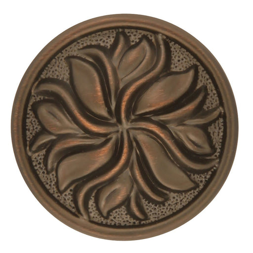 Hickory Hardware H-P3093-RB Casual/Mayfair Refined Bronze Round Knob - Knob Depot