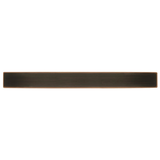 Hickory Hardware H-P3111-OBH Contemporary/Rotterdam Oil Rubbed Bronze Highlighted Standard Pull - Knob Depot