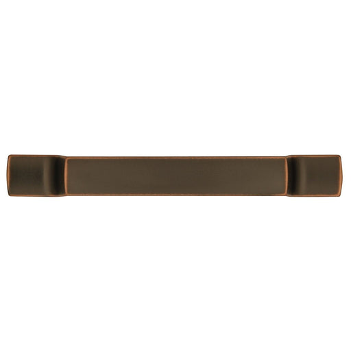 Hickory Hardware H-P3113-OBH Contemporary/Rotterdam Oil Rubbed Bronze Highlighted Standard Pull - Knob Depot