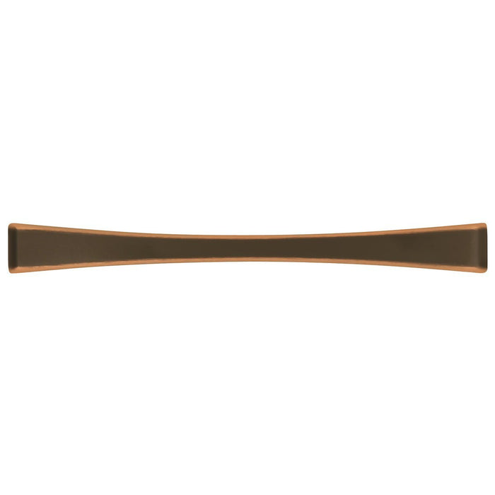 Hickory Hardware H-P3114-OBH Contemporary/Rotterdam Oil Rubbed Bronze Highlighted Standard Pull - Knob Depot