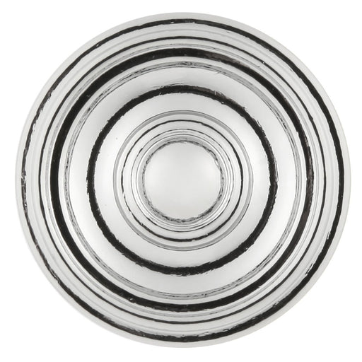 Hickory Hardware H-P3131-CH Traditional/Williamsburg Chrome Round Knob - Knob Depot