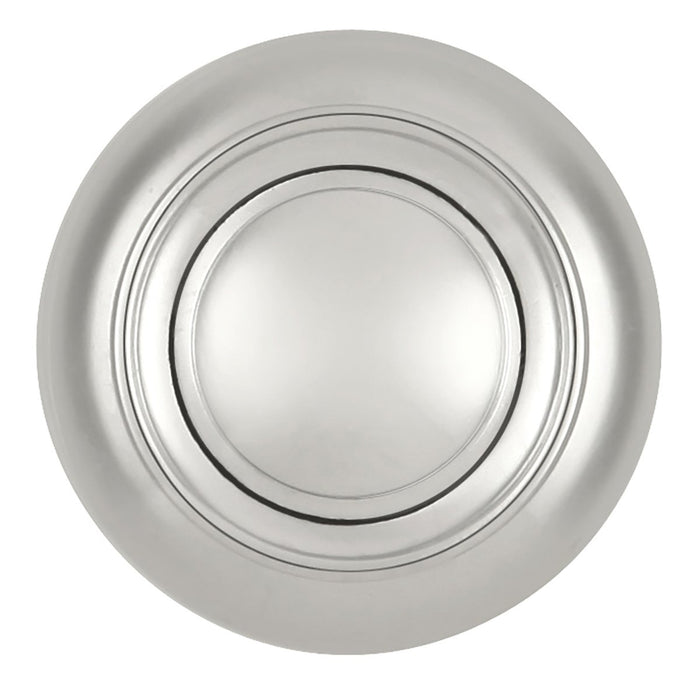 Hickory Hardware H-P3151-CH Traditional/Williamsburg Chrome Round Knob - Knob Depot