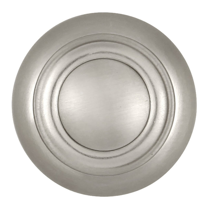 Hickory Hardware H-P3151-SS Traditional/Cottage Stainless Steel Round Knob - Knob Depot