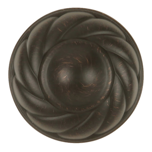 Hickory Hardware H-P3163-VB Casual/Cumberland Vintage Bronze Round Knob - Knob Depot