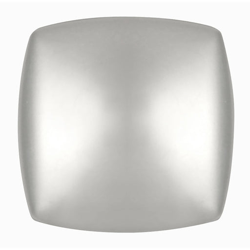 Hickory Hardware H-P3181-CH Contemporary/Euro-Contemporary Chrome Square Knob - KnobDepot.com