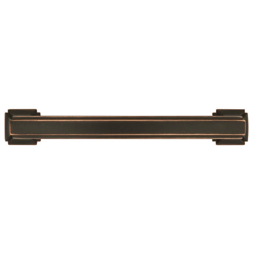 Hickory Hardware H-P3232-OBH Traditional/Bridges Oil Rubbed Bronze Highlighted Standard Pull - Knob Depot