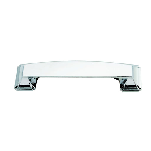 Hickory Hardware H-P3234-CH Traditional/Bridges Chrome Cup Pull
