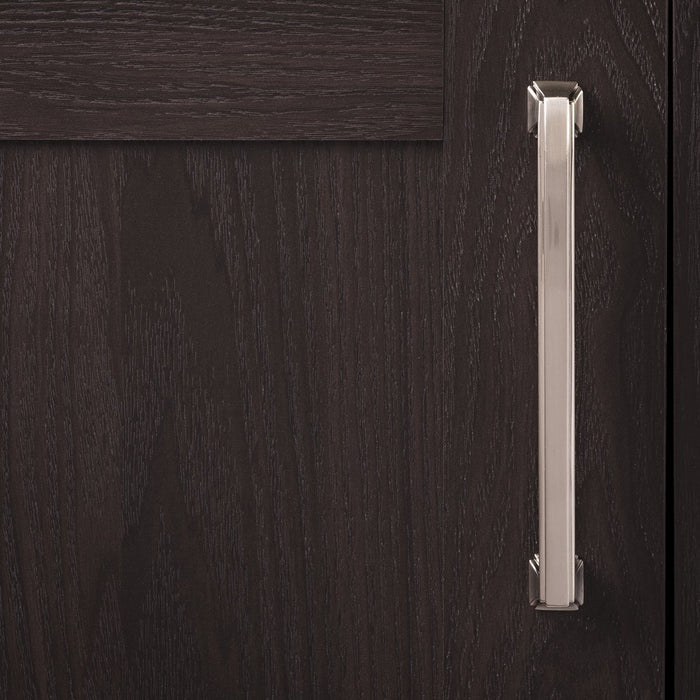 Hickory Hardware H-P3235-SN Traditional/Bridges Satin Nickel Standard Pull