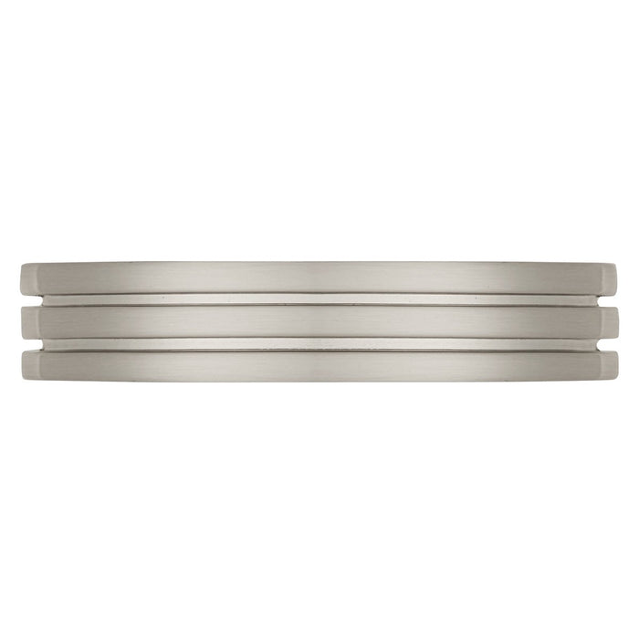 Hickory Hardware H-P3301-SN Traditional/Axis Satin Nickel Standard Pull - KnobDepot.com