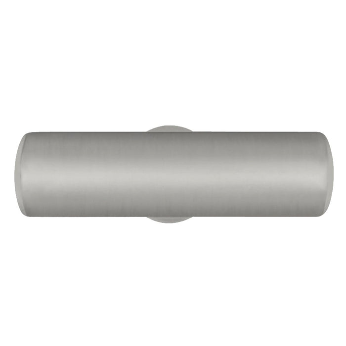 Hickory Hardware H-P3372-SS Contemporary/Greenwich Stainless Steel Rectangular Knob - Knob Depot