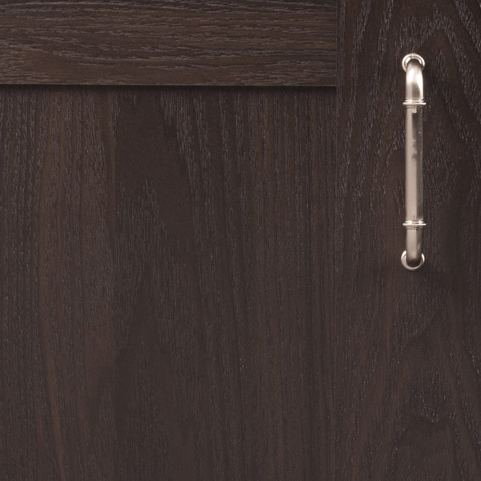 Hickory Hardware H-P3381-SN Traditional/Cottage Satin Nickel Standard Pull - KnobDepot.com