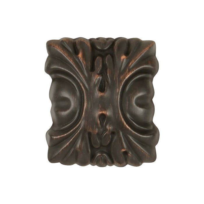 Hickory Hardware H-P3430-VB Traditional/Ithica Vintage Bronze Rectangular Knob