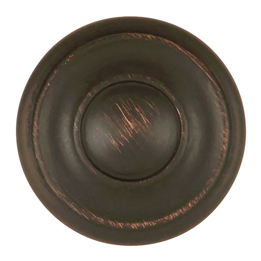 Hickory Hardware H-P3500-VB Traditional/Cottage Vintage Bronze Round Knob - Knob Depot