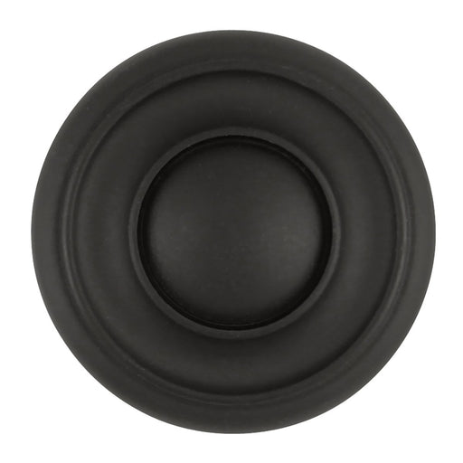 Hickory Hardware H-P3501-10B Traditional/Cottage Oil Rubbed Bronze Round Knob - Knob Depot