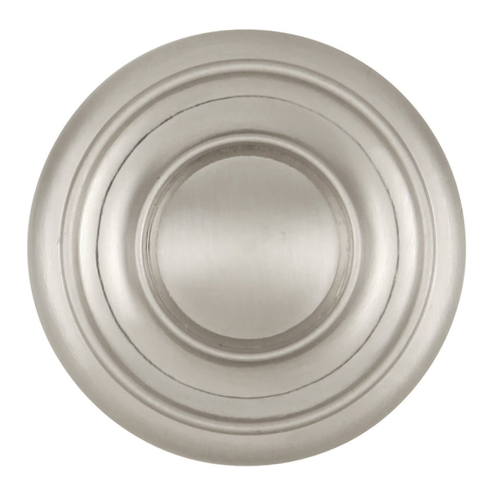 Hickory Hardware H-P3501-SN Traditional/Williamsburg Satin Nickel Round Knob