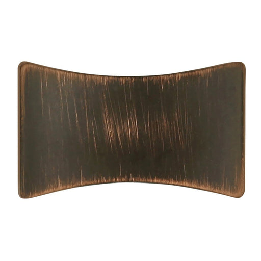 Hickory Hardware H-P3590-VB Designed for Value/Kite Vintage Bronze Rectangular Knob - KnobDepot.com