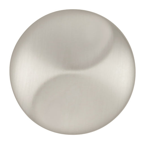 Hickory Hardware H-P3592-SN Designed for Value/Surge Satin Nickel Round Knob - Knob Depot