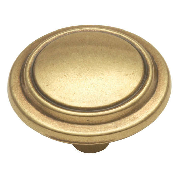 Hickory Hardware H-P413-LP Traditional/Manor House Lancaster Hand Polished Round Knob - Knob Depot