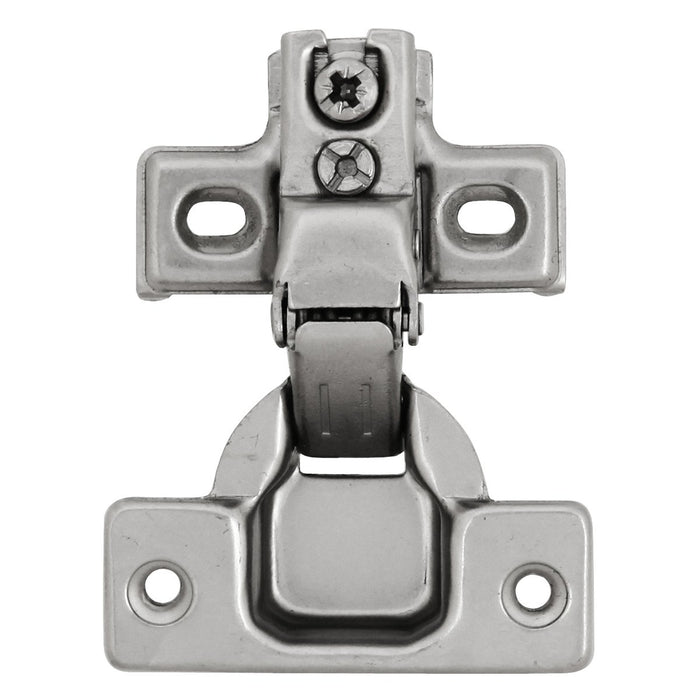 Hickory Hardware H-P5124-14 Functional/Concealed Hinges Bright Nickel Hinge - KnobDepot.com