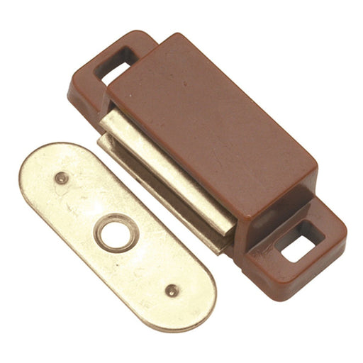 Hickory Hardware H-P650-STB Functional/Catches Statuary Bronze Catch or Latch - KnobDepot.com