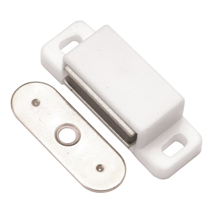 Hickory Hardware H-P650-W Functional/Catches White Catch or Latch - Knob Depot