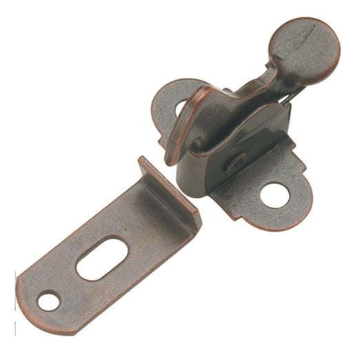 Hickory Hardware H-P654-STB Functional/Catches Statuary Bronze Catch or Latch