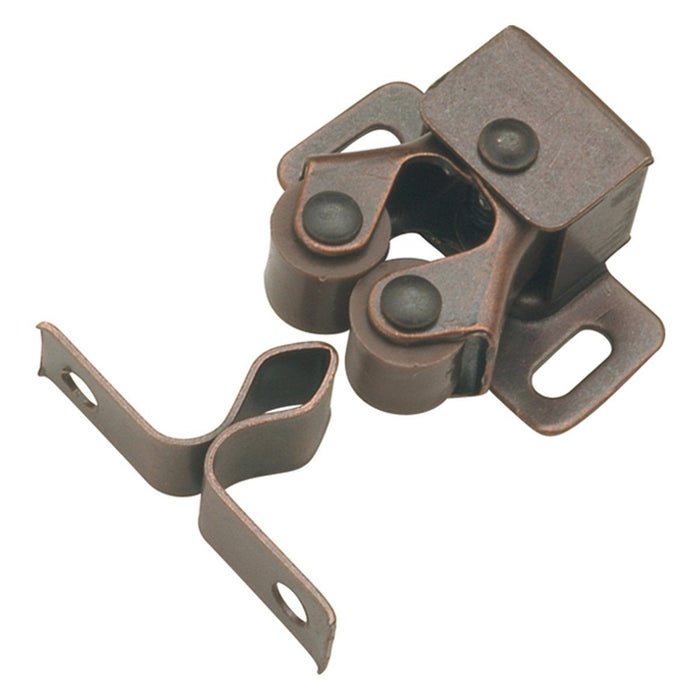 Hickory Hardware H-P657-STB Functional/Catches Statuary Bronze Catch or Latch - KnobDepot.com