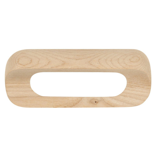 Hickory Hardware H-P676-UW Traditional/Natural Woodcraft Unfinished Wood Standard Pull - Knob Depot