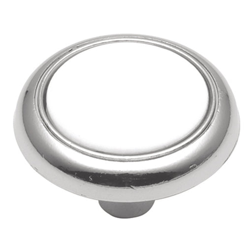 Hickory Hardware H-P710-CH Traditional/Tranquility Chrome Round Knob