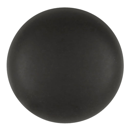 Hickory Hardware H-P770-10B Traditional/Cottage Oil Rubbed Bronze Round Knob - Knob Depot