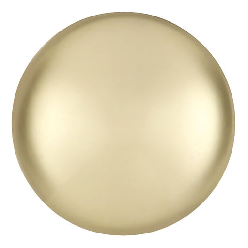 Hickory Hardware H-P771-3 Traditional/Williamsburg Polished Brass Round Knob - Knob Depot