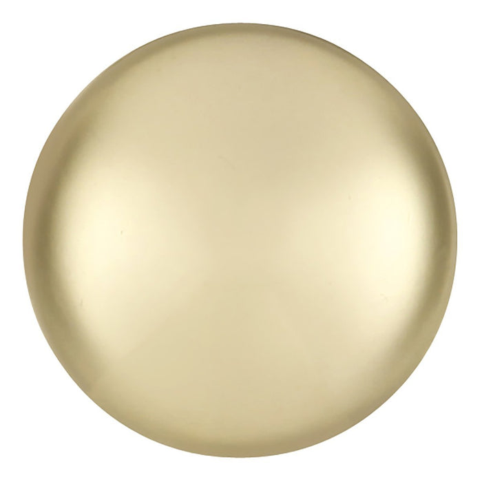 Hickory Hardware H-P771-3 Traditional/Williamsburg Polished Brass Round Knob