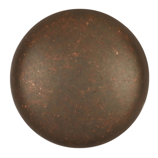 Hickory Hardware H-P771-DAC Traditional/Cottage Dark Antique Copper Round Knob - Knob Depot